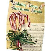 Holiday Songs and Christmas Carols
