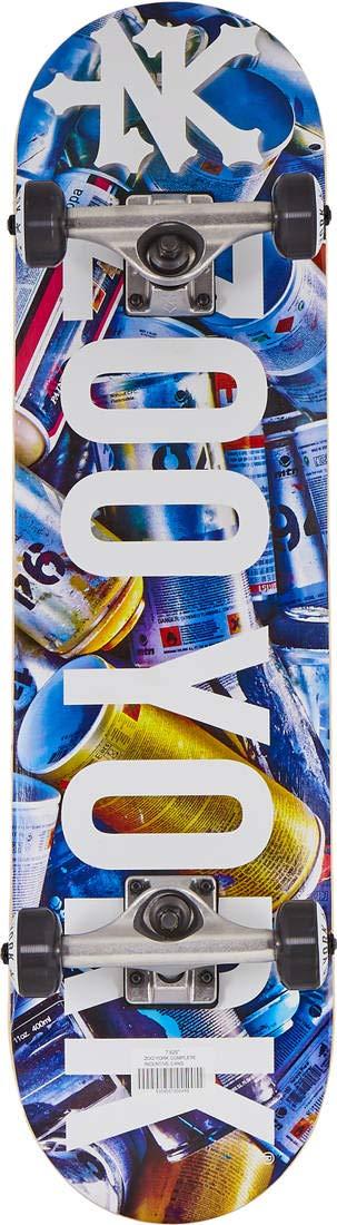 7.625 - Intensive Cans Zoo York Logo Skateboard