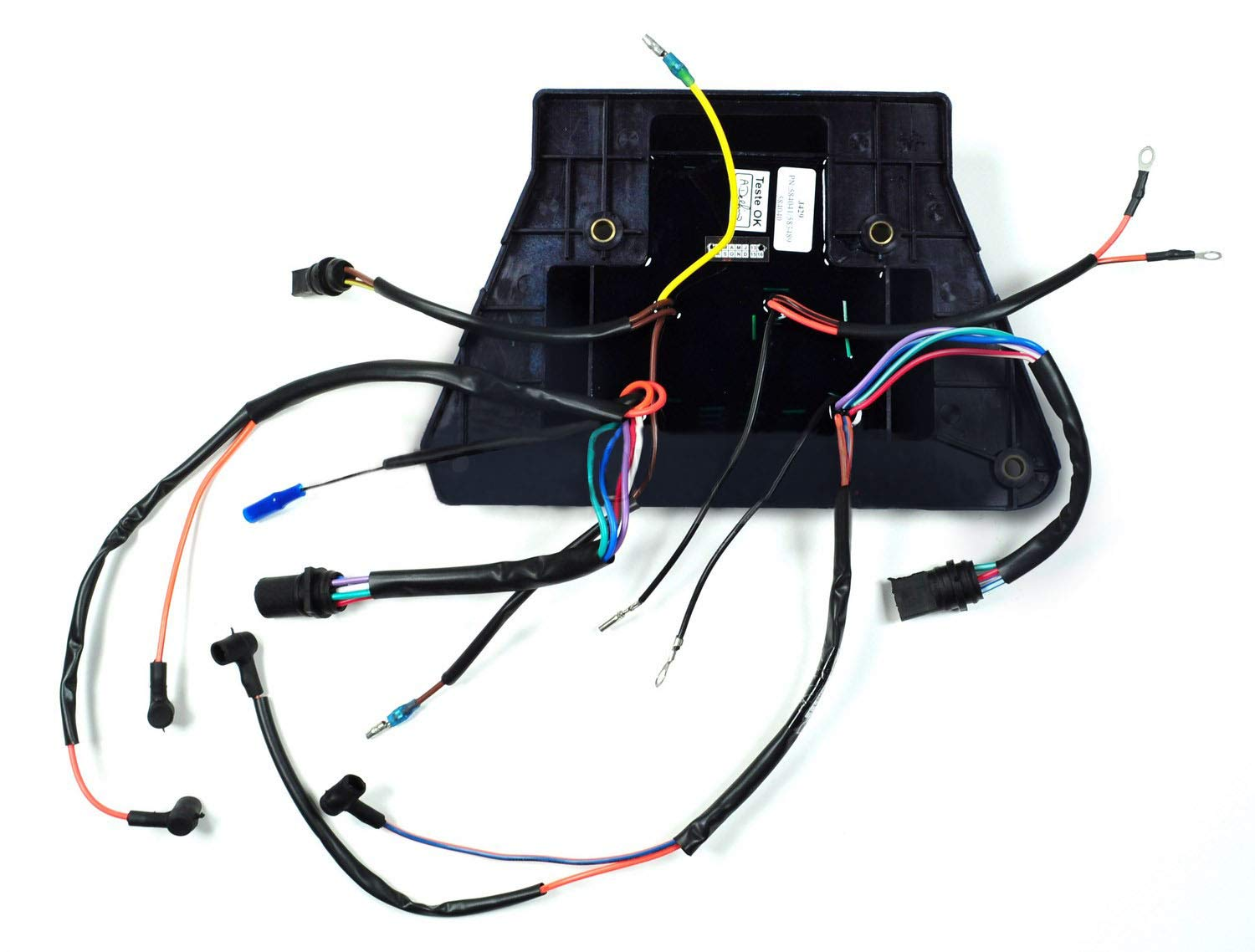 Omc Ignition Switch Wiring Diagram Powerpac on