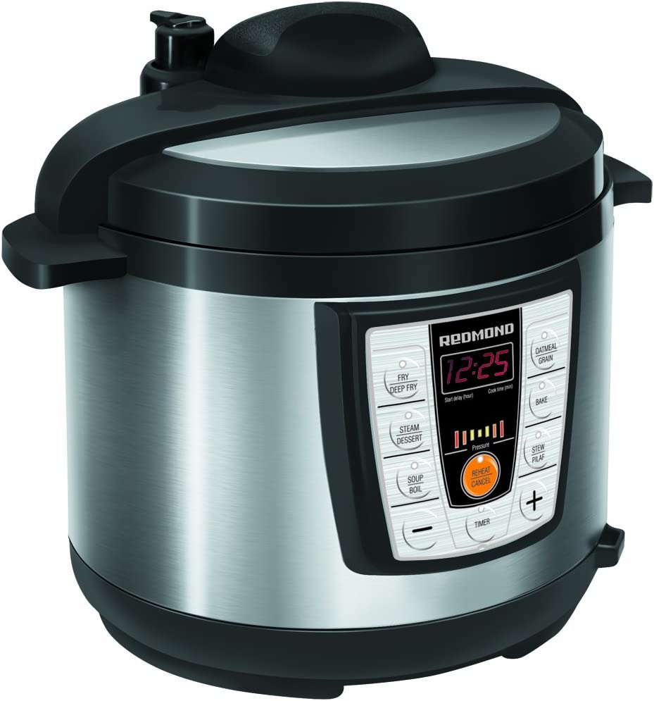 Redmond RMC-P4506E - Robot de cocina (900 W, 5 l): Amazon.es: Hogar