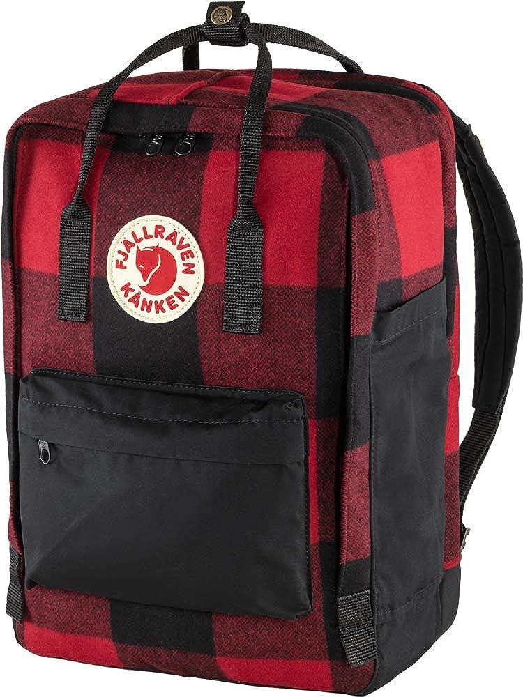 "Fjallraven, Kanken Re-Wool Laptop 15"" Backpack"