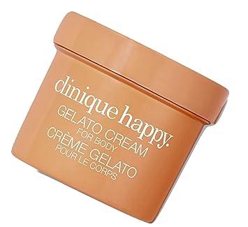 Amazon.com : Clinique Happy Gelato Cream for Body (Original ...