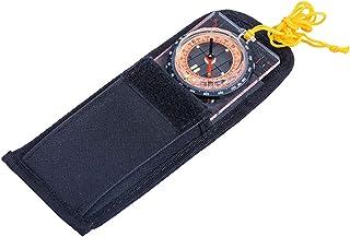 VORCOOL Carte Compas avec Plaque de Base Directionnel Randonnée Compas de Survie Compass pour Randonnée Randonnée en Plein Air