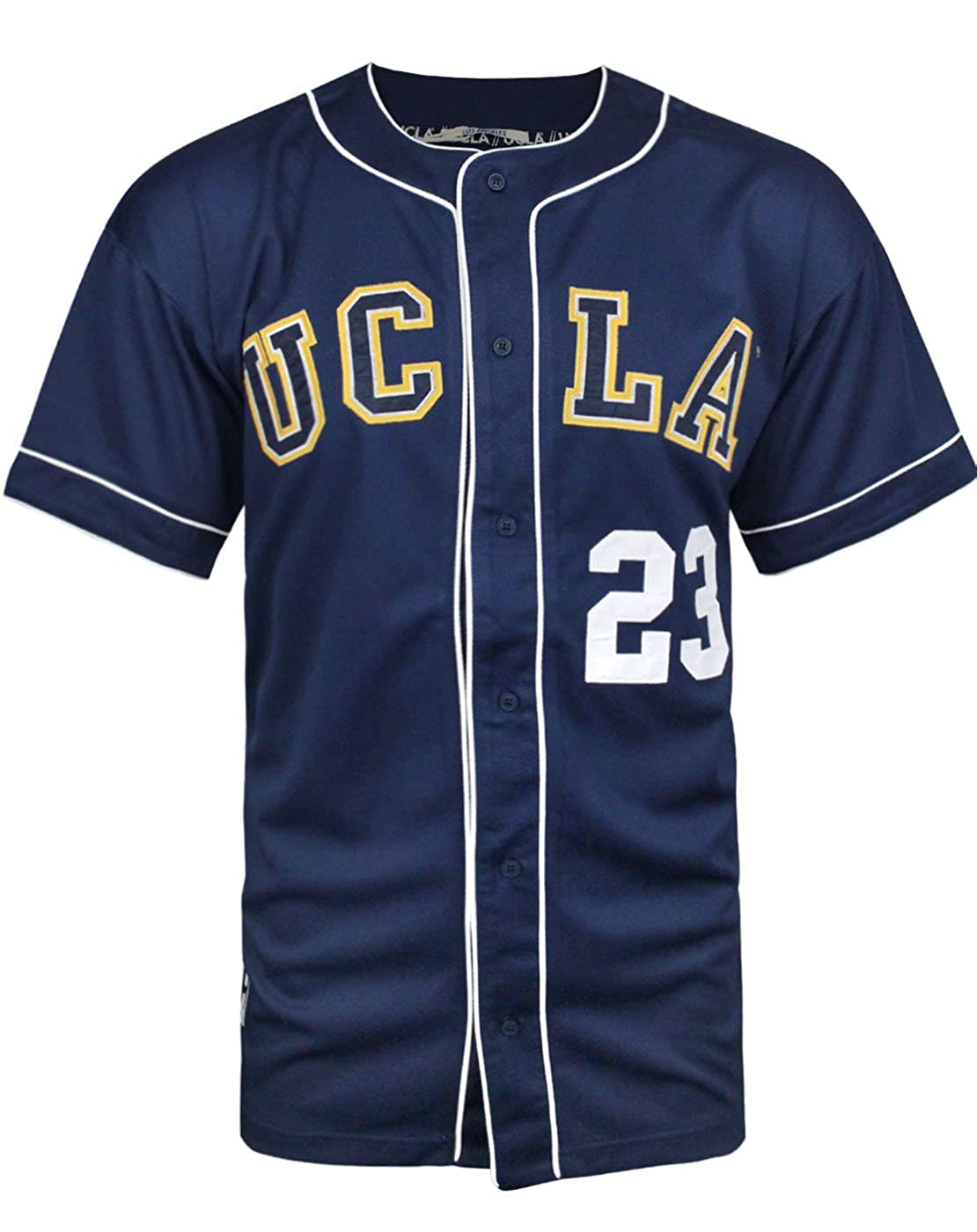 new product 5fe8a 2c077 Amazon.com: Official UCLA 23 Men's Baseball Shirt (S): Clothing