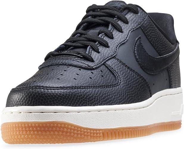 Cien años Destruir carencia  Amazon.com | Nike Air Force 1 '07 Seasonal Women's Shoes Black ...