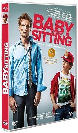 film drole babysitting