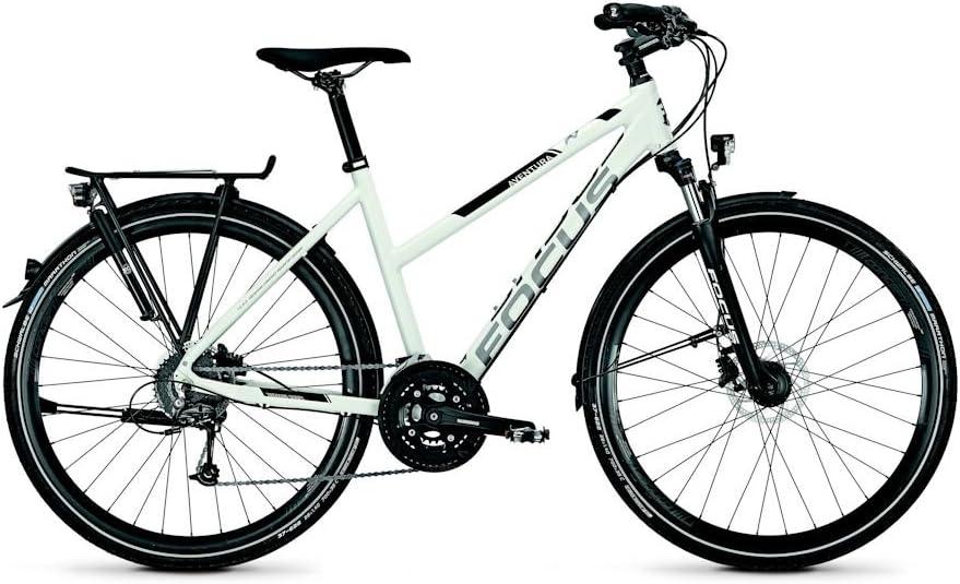 Focus Aventura 3.0 - Bicicleta de trekking para mujer, 28 pulgadas, 27 velocidades: Amazon.es: Deportes y aire libre