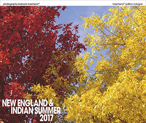 New England & Indian Summer 2017: Fotokunstkalender XL Format 50 x 42 cm