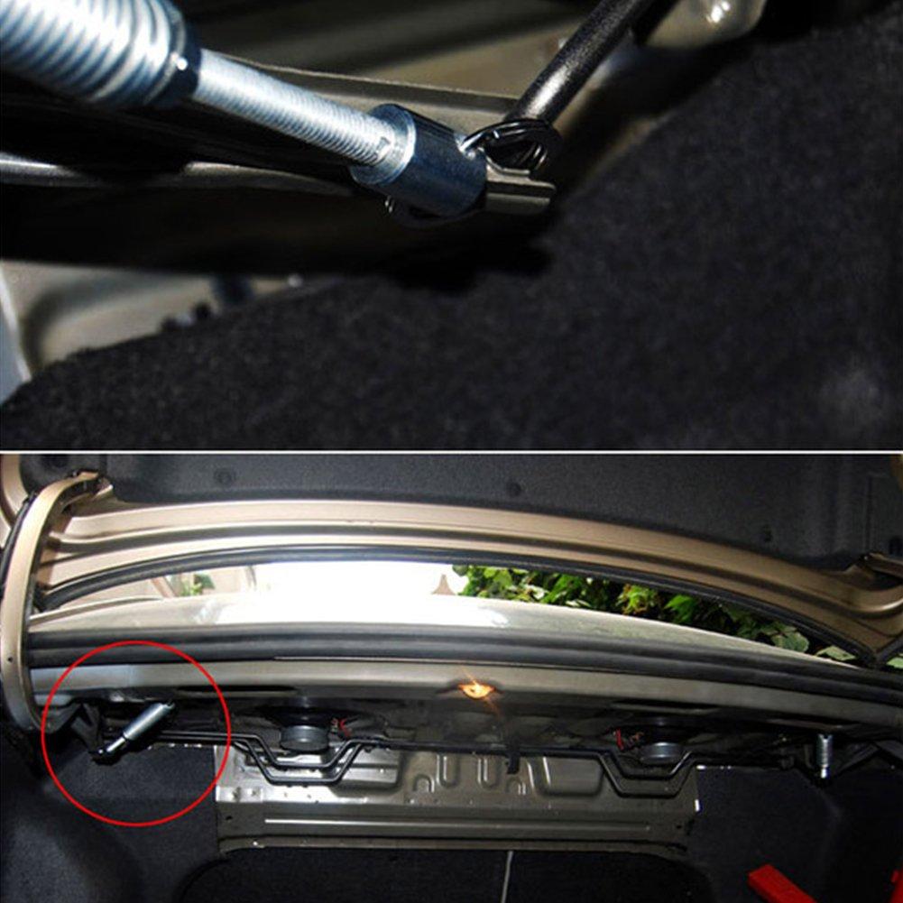 RONSHIN Dispositivo di Sollevamento Automatico a Molla Dispositivo di Apertura a Distanza Automatica Car Boot Trunk Lid Sollevamento Regolabile Colore Casuale a Molla