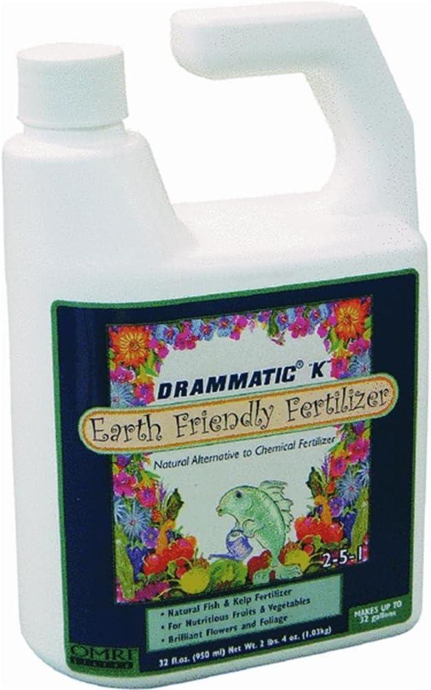 Dramm Corp 10-24001 Dramatic K Fish and Kelp Fertilizer
