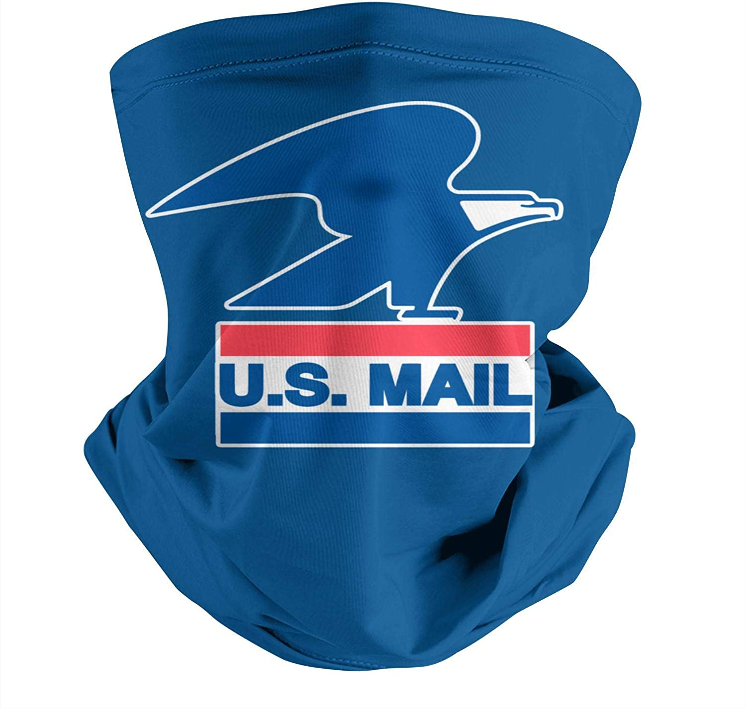 Neck Gaiter U.S-Mail Outdoors Balaclava Headwear Postal Service Face Cover