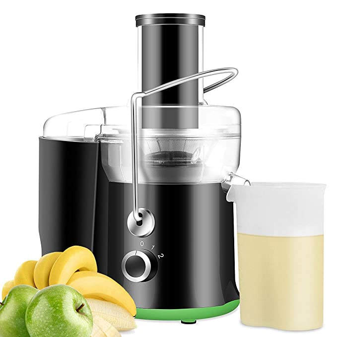 Lotus Analin Electric Juicer Wide Mouth Fruit & Vegetable Centrifugal Juice Extractor 2 Speed