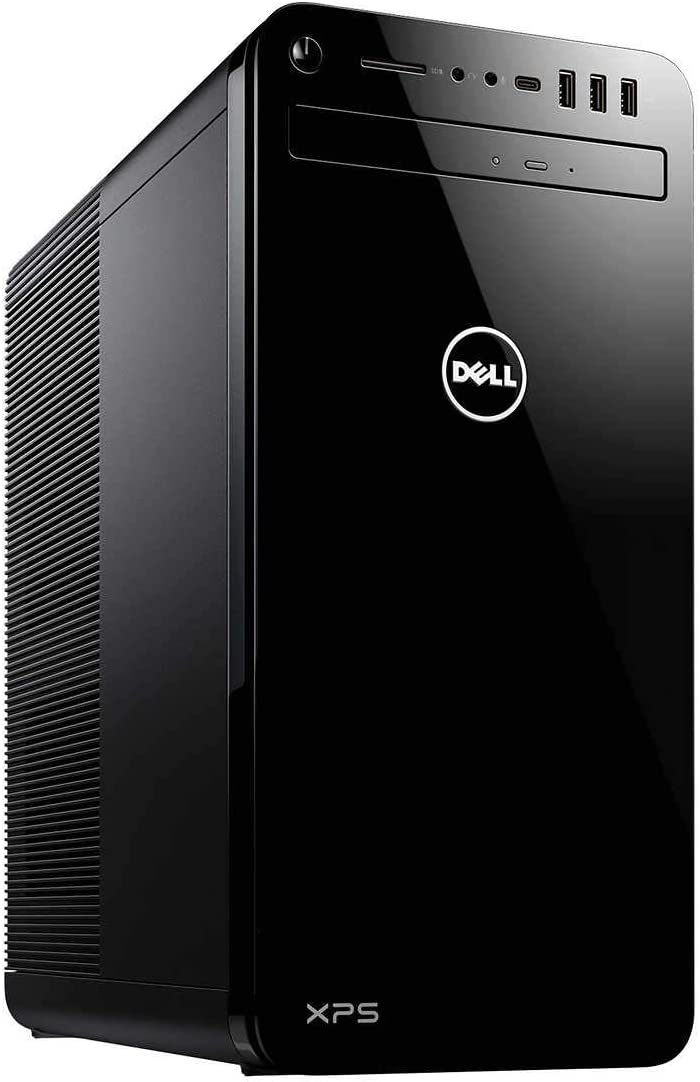 2019 Dell XPS 8930 Desktop Newest Gen Intel i7-9700 16GB RAM 1TB HDD 256GB M.2 NVMe SSD Windows Pro