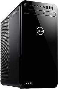 2019 Dell XPS 8930 Desktop Newest Gen Intel i7-9700 16GB RAM 1TB HDD 256GB M.2 NVMe SSD Windows Pro