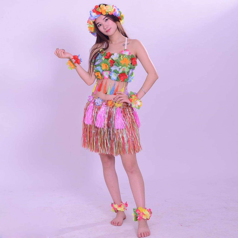Vistoso El Partido Del Vestido Hawaiano Composición - Colección de ...