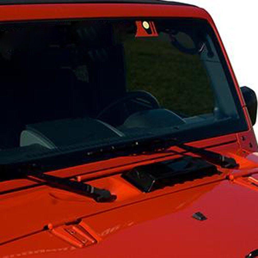 Motors gt parts amp accessories gt car amp truck parts gt exterior gt - Amazon Com U Box Black Hood Cowl Heater Air Vent Scoop For 2007 2017 Jeep Wrangler Jk Automotive