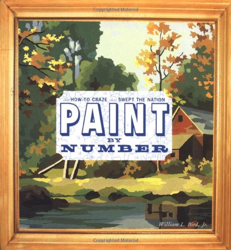 Paint By Number The How To Craze That Swept The Nation
