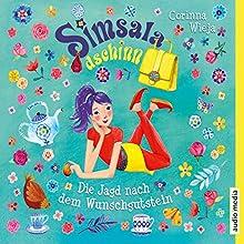 Die Jagd nach dem Wunschgutstein (Simsaladschinn 2) Hörbuch von Corinna Wieja Gesprochen von: Shandra Schadt