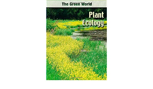 Plant Ecology (The Green World)