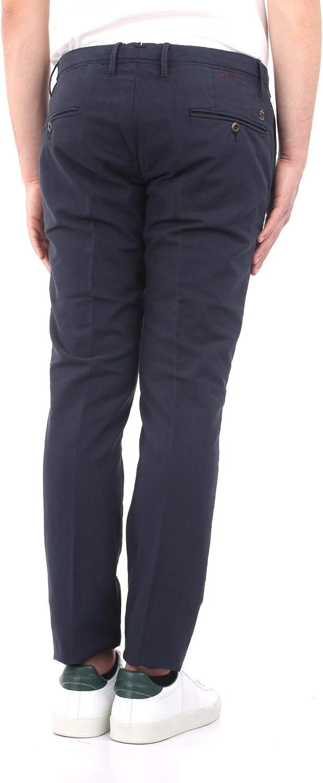 INCOTEX 11S104 9665S Trousers Man Blue