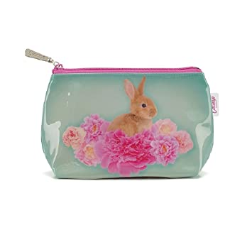 Buy Catseye London Jellycat Bunny On Flower Cosmetic Bag Small Rabbit In Flower Rabbit Online At Low Prices In India Amazon In