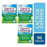 Image of Digestive Advantage Lactose Defense Formula, 96 Capsules (3 packs of 32ct)