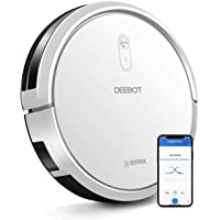 ECOVACS DEEBOT N79T Robotics Vacuumer Clean 3-Stage Cleaning System App Control