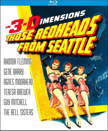 - Those Redheads From Seattle [Blu-ray]