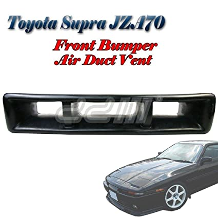 378084a056 Amazon.com: Toyota Supra JZA70 MK3 FRP Front Cooling Bumper Air Duct Vent  Fit 1987-1991: Automotive