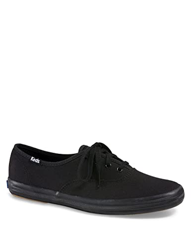 Core Keds Size In Sneakers Canvas Champion Black M 8 Us Women's rrwET
