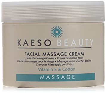 Massage lotions and creams