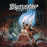 Triumph Or Agony by Rhapsody of Fire (2007-10-20)