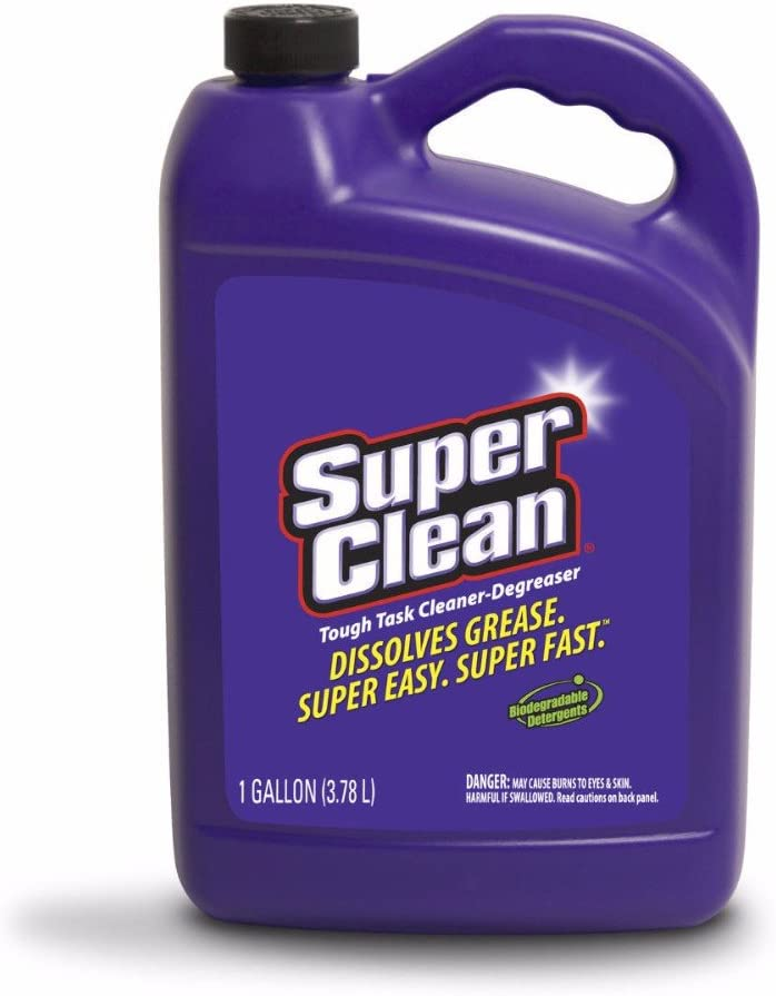 Superclean 101723 1 gal. Super Clean desengrasante: Amazon.es: Hogar