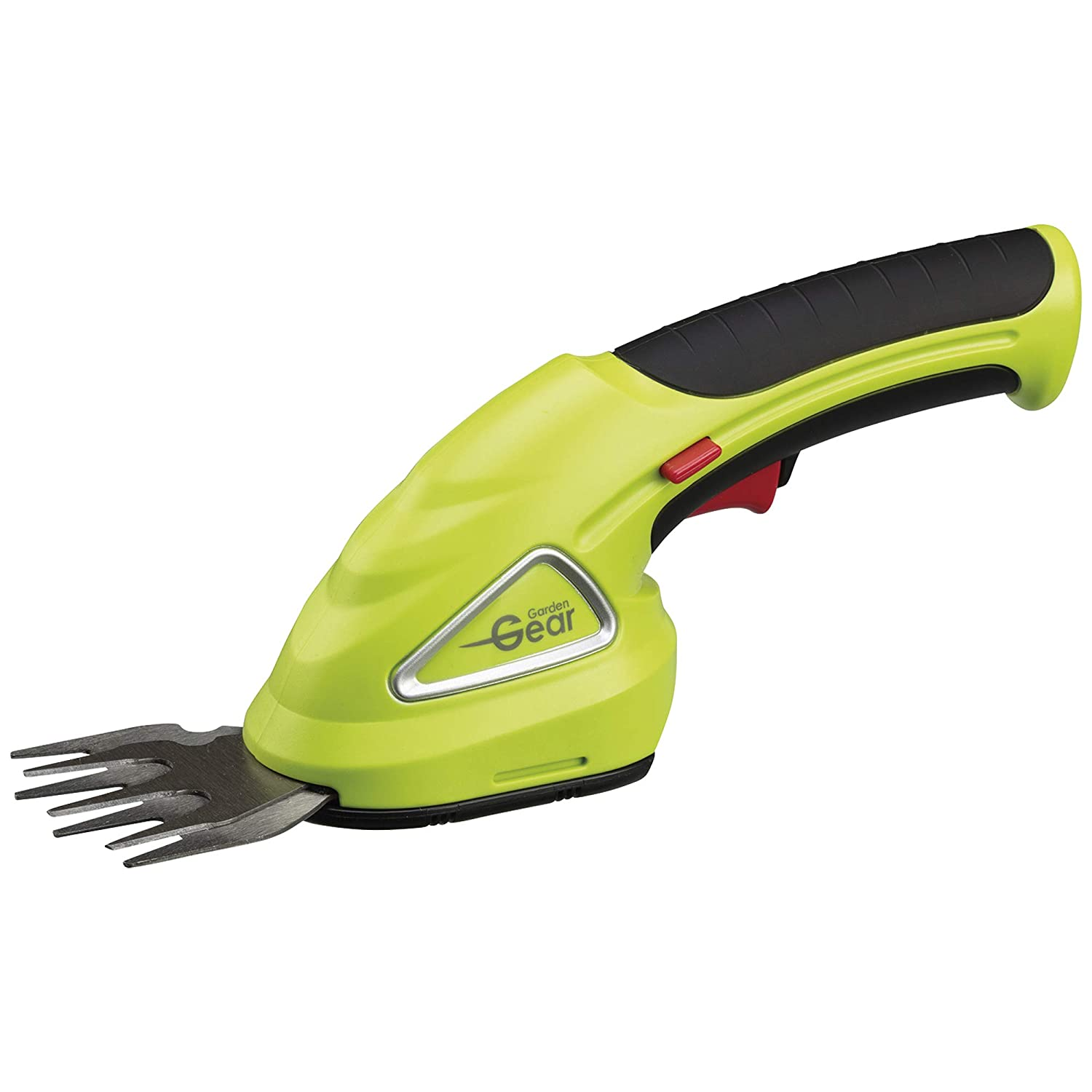 Garden Gear Garden Hedge Trimming Cordless Shears Lightweight Handheld 3 6V  with 80mm Cutting Blade (Trimming Shears)