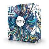MYNT3D SuperPack ABS 3D Pen Filament Refills, 32 Color, 10m each, Over 1kg