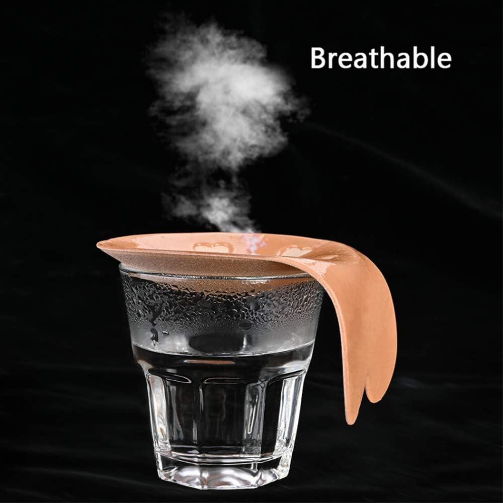 Johiux Stick On Bra Invisible Backless Bra Strapless Adhesive Invisible Bra Lift Nipplecovers Rabbit Bra Reusable Silicone Sticky Bra