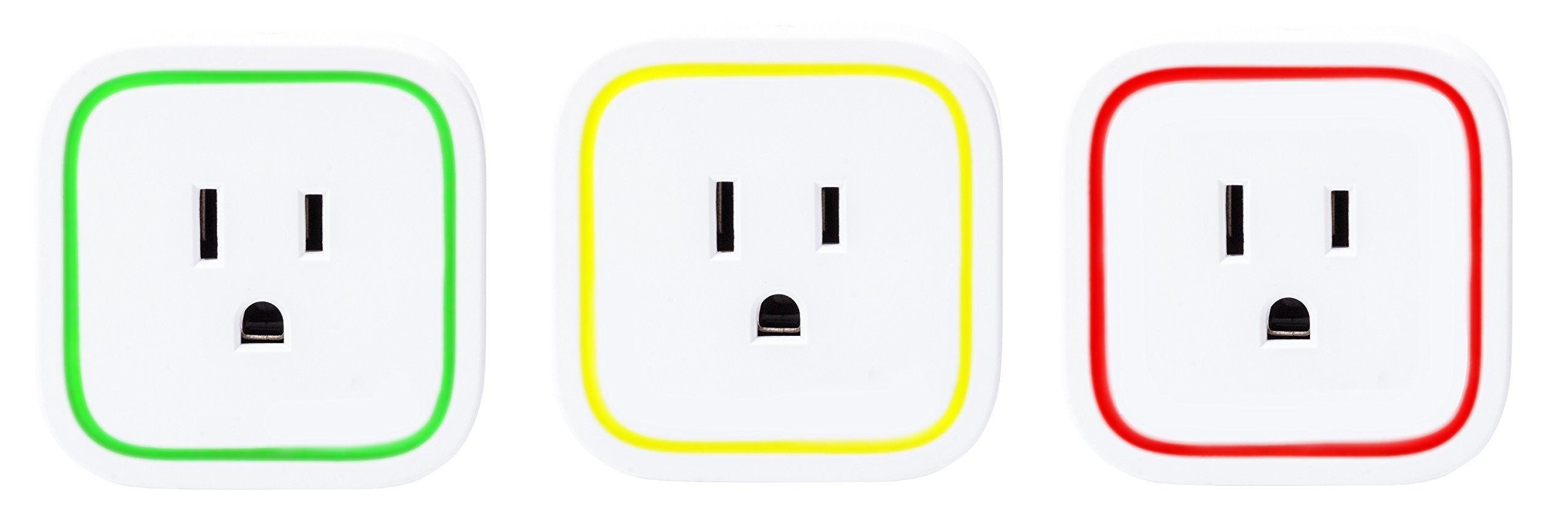 Z-Wave Smart Plug with Energy Metering. Put Lights and Appliances on a Schedule or Control Wirelessly. Works with Most Z-Wave Gateways.