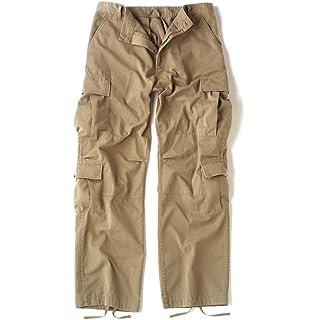 Amazon.com: Rothco Vintage Vietnam Fatigue Pant Rip-Stop ...