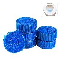 10PCS Bloc Cuvette Active Fresh Eau Bleu Toilet Dirt-Removal Cleaner Détergent Lot DE 10 Pcs