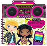 Best Fashion Angels Books For 7 Year Old Girls - Fashion Angels Bebe's Beats Music Doodle Portfolio Review