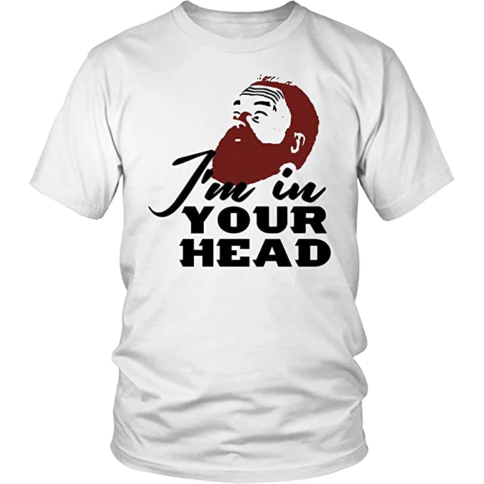 RSDTyler I'm in your head T-Shirt: Amazon ca: Clothing