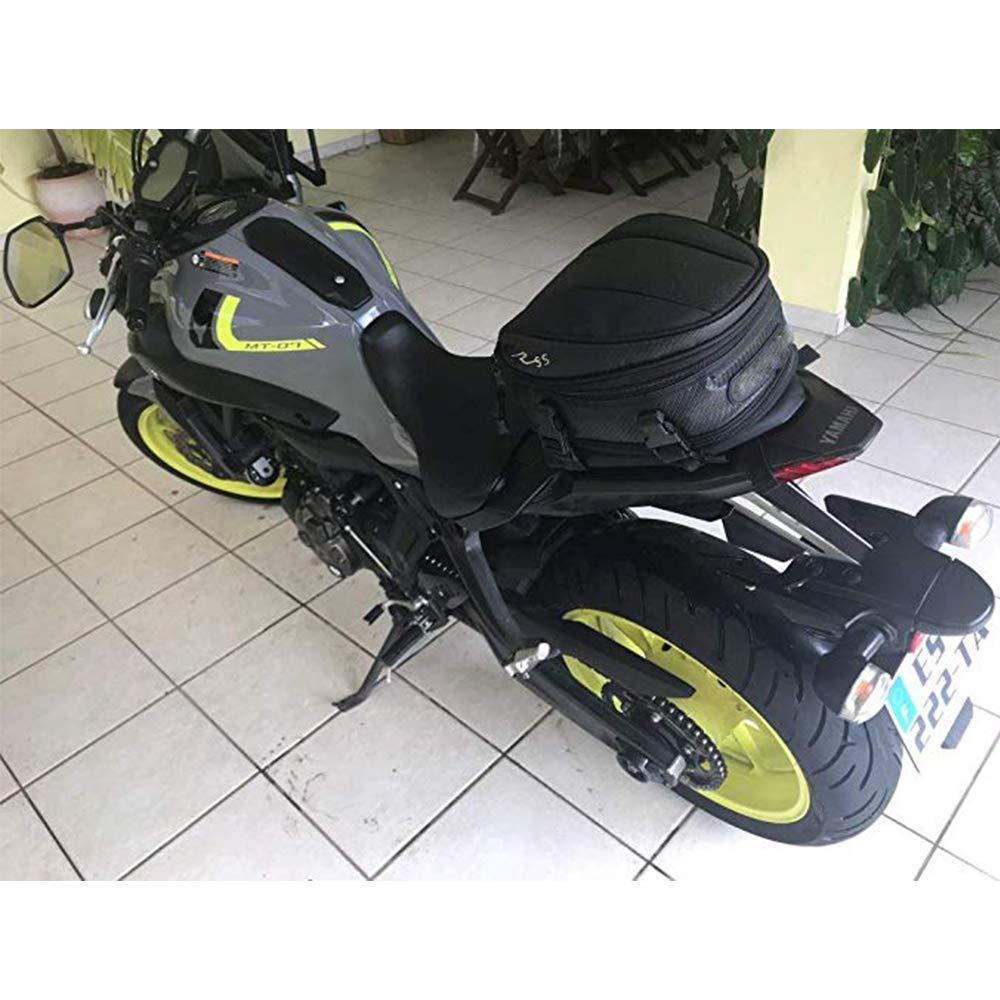 Amazon.com: Bolsa de transporte impermeable para motocicleta ...