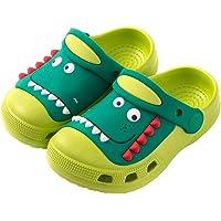 Woorea Muildieren en Klompen Zomer Baby Jongens en Meisjes Croc Sandalen Cartoon Dinosaurus Zwembad Flip Flops Zwembad…