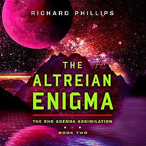 The Altreian Enigma Hörbuch