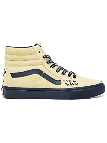 Vans x A Tribe Called Quest Men SK8-Hi - ATCQ Yellow Black Size 6.0 c9c5c4016
