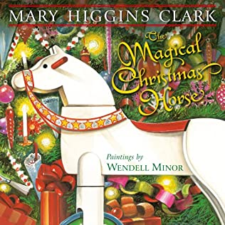 book cover of The Magical Christmas Horse