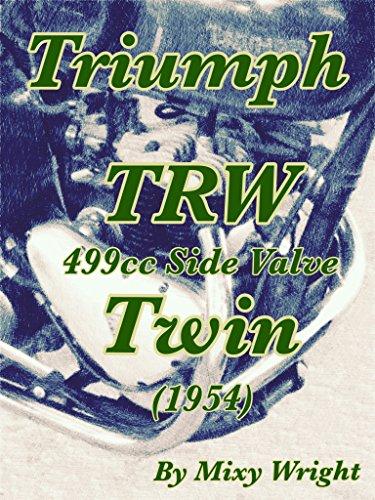 Triumph TRW 499cc Side Valve Twin (1954) (Twin Valve)