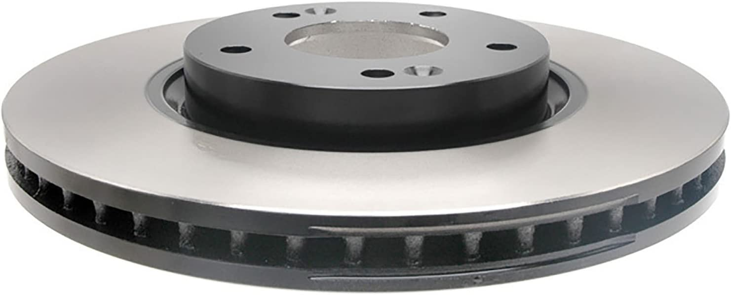 ACDelco 18A2419AC Advantage Coated Front Disc Brake Rotor