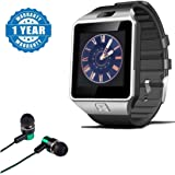 Captcha Bluetooth Smart Watch With Camera And Sim Card for Android & iOS Mobile With Activity Trackers and Free Gift