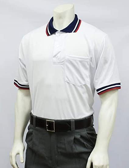SMITTY Baseball//Softball Umpire Shirt BBS-300